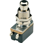 Heavy Duty foot switch, push to make, 250Vac, 3A by Chord, Part Number 786.346UK