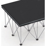 Alum Spider stage deck 2mx1m by Citronic, Part Number 853.905UK