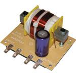 Subwoofer filter, 12dB, 120Hz, 8 Ohms, 600W by QTX, Part Number 900.584UK