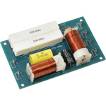2-Way Crossover 12dB, 8 Ohm, 200W, 3kHz by QTX, Part Number 900.591UK