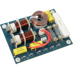 2-Way Crossover 12dB, 4/8 Ohm, 200W, 3kHz by QTX, Part Number 900.593UK