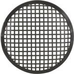 Metal speaker grill, 20 cm (8in) by QTX, Part Number 900.951UK