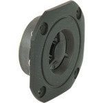 Square dome tweeter, 2.25in, 20W rms, 8 Ohm by QTX, Part Number 902.310UK