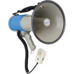 Megaphone with siren 25W max by Adastra, Part Number 952.016UK