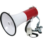 30W Megaphone With Siren by Adastra, Part Number 952.019UK
