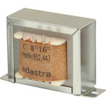 100V line transformer, 1.9, 3.75, 7.5, 15, 30W by Adastra, Part Number 952.443UK
