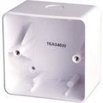 Backbox for volume controls by Adastra, Part Number 952.479UK
