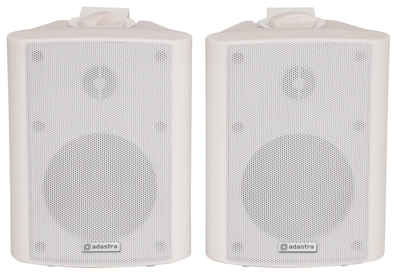 4-034-2-Wege-Kompakt-Stereo-HiFi-Lautsprecher-70W-Paar-Home-Mini-Wandhalterung-ABS Indexbild 8