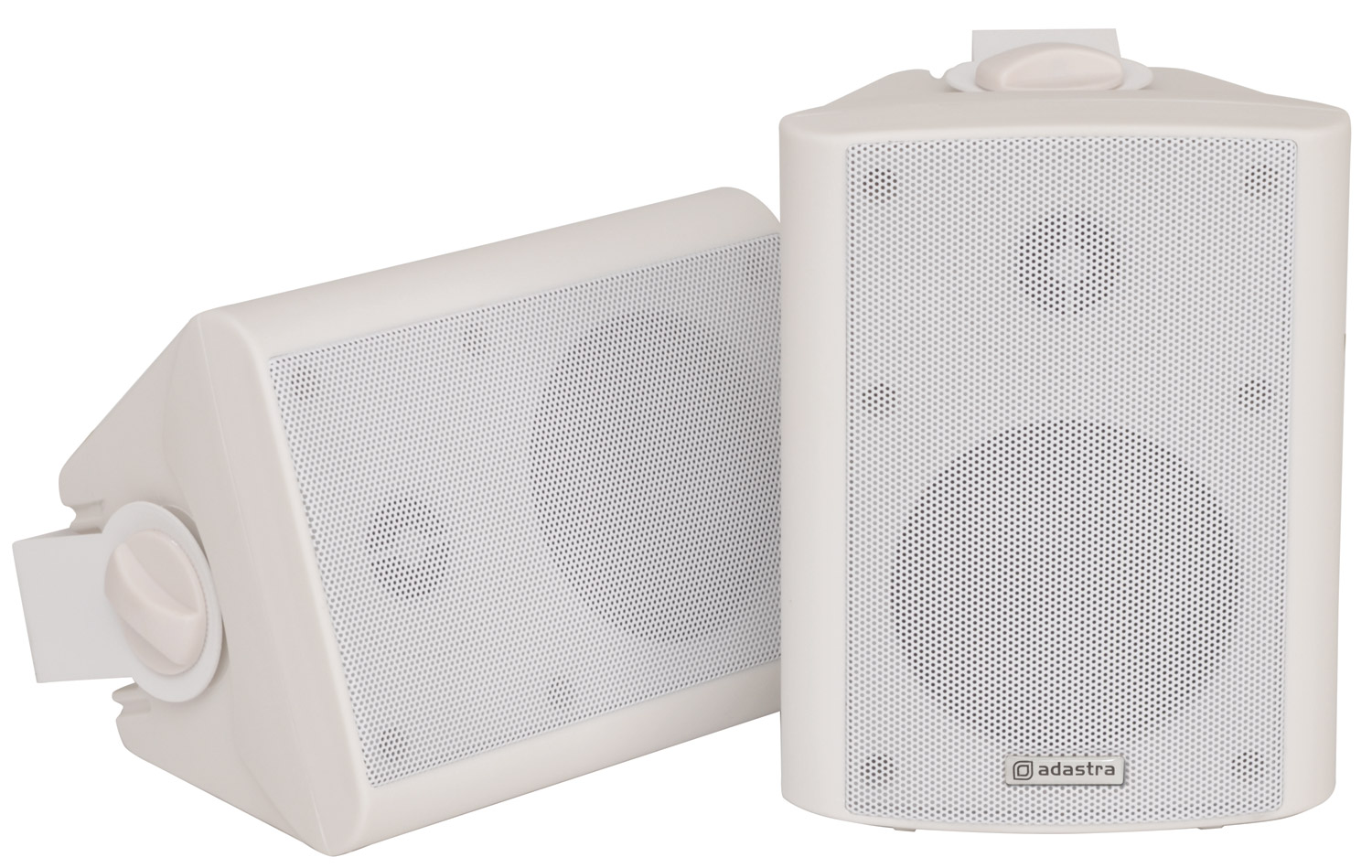 4 Quot 2 Way Compact Stereo Hifi Speakers 70w Pair Home Mini