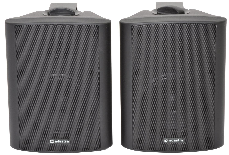4-034-2-Wege-Kompakt-Stereo-HiFi-Lautsprecher-70W-Paar-Home-Mini-Wandhalterung-ABS Indexbild 3