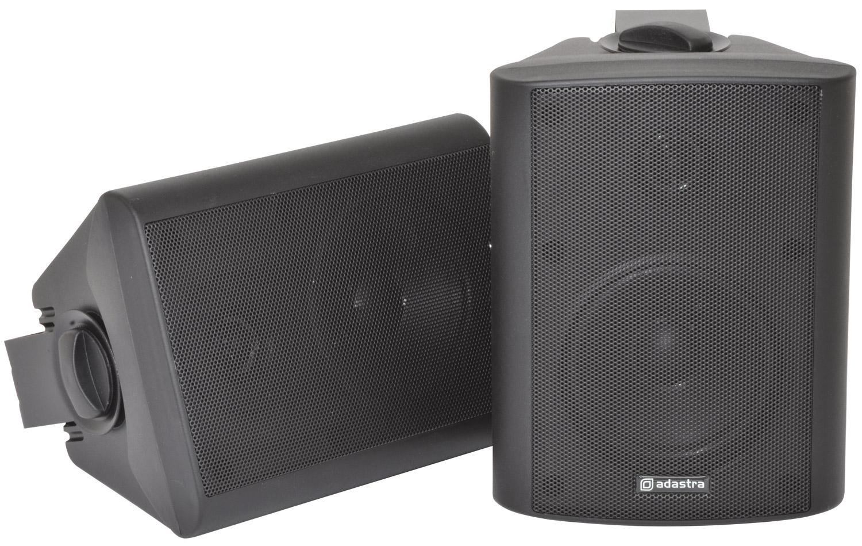4-034-2-Wege-Kompakt-Stereo-HiFi-Lautsprecher-70W-Paar-Home-Mini-Wandhalterung-ABS Indexbild 4