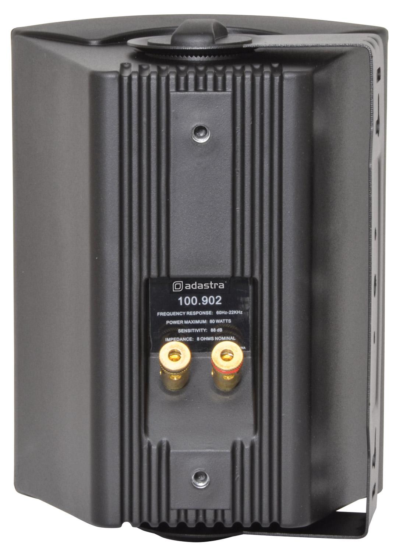 4-034-2-Wege-Kompakt-Stereo-HiFi-Lautsprecher-70W-Paar-Home-Mini-Wandhalterung-ABS Indexbild 5