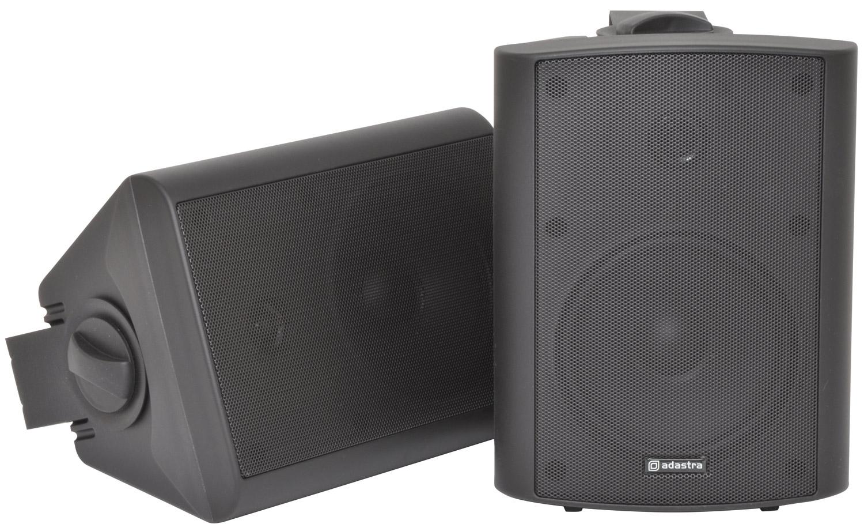 5-25-034-2-Wege-Kompakt-Stereo-HiFi-Lautsprecher-90W-Paar-Home-Mini-Wandhalterung-ABS Indexbild 4