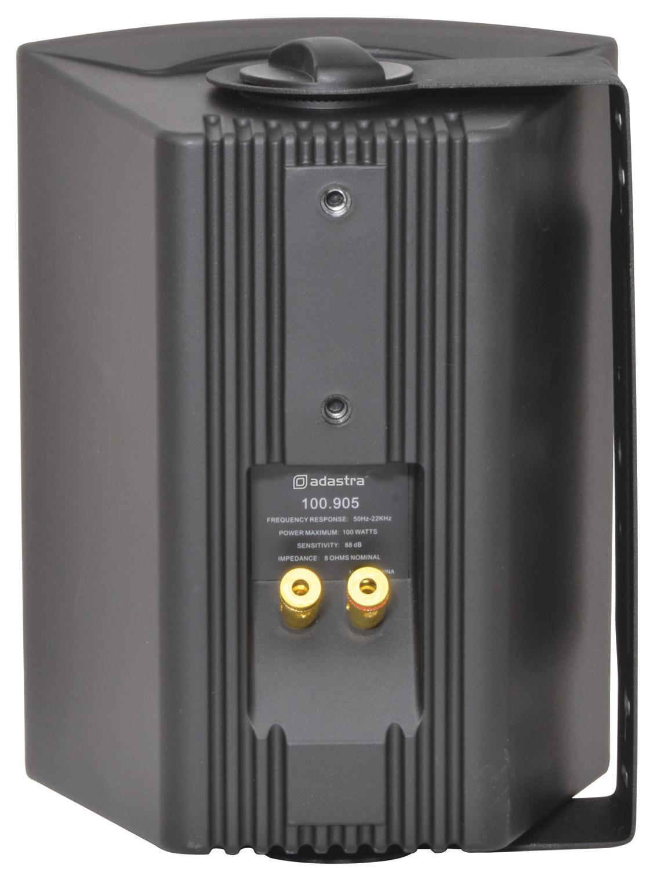 5-25-034-2-Wege-Kompakt-Stereo-HiFi-Lautsprecher-90W-Paar-Home-Mini-Wandhalterung-ABS Indexbild 5