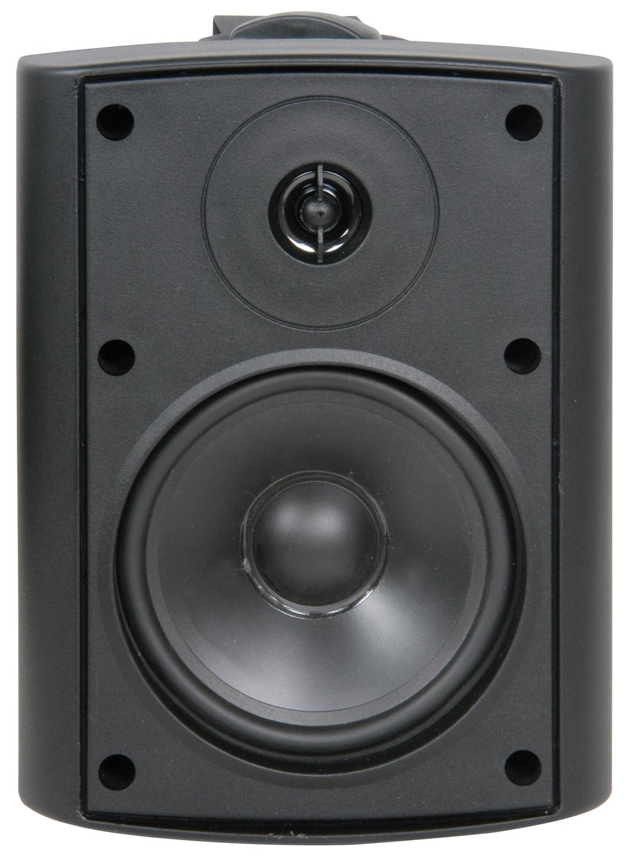 5-25-034-2-Wege-Kompakt-Stereo-HiFi-Lautsprecher-90W-Paar-Home-Mini-Wandhalterung-ABS Indexbild 6