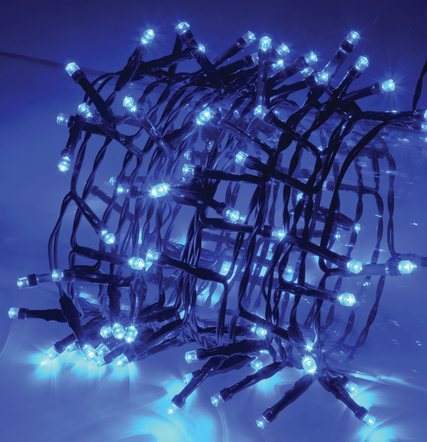 Led Outdoor Party String Lights: LED Solar Powered 100 Outdoor String Lights Deck Garden