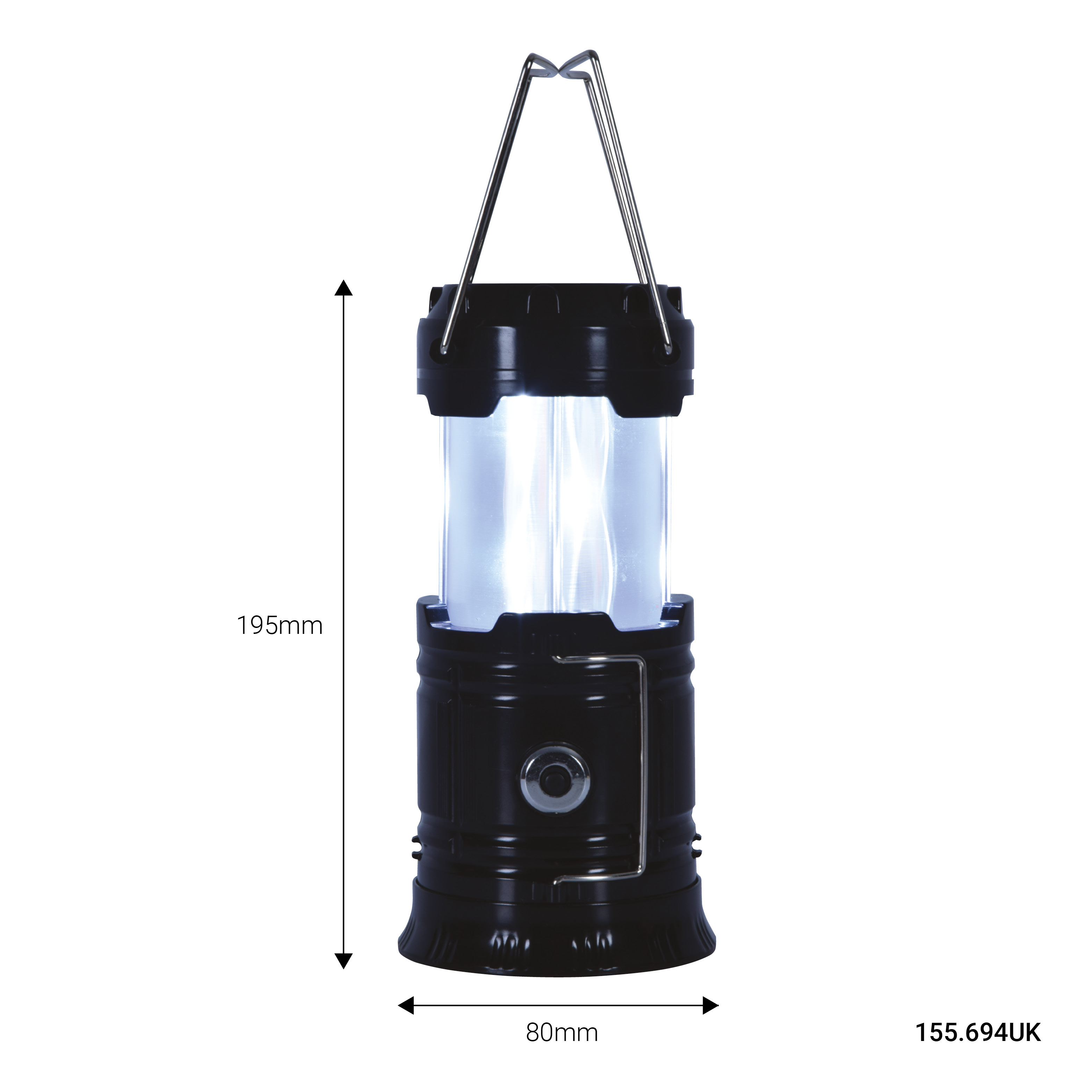 Lanterne et Lampe de Poche LED Effet Flamme Lyyt