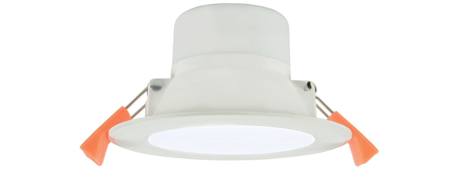 Led White Downlight Recessed Ceiling Spotlights Kitchen Home