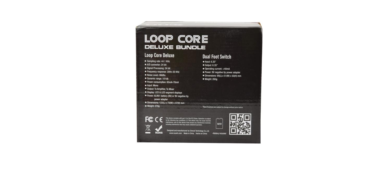 AVSL : Product : Music & Instruments : Pedals : NUX : Core