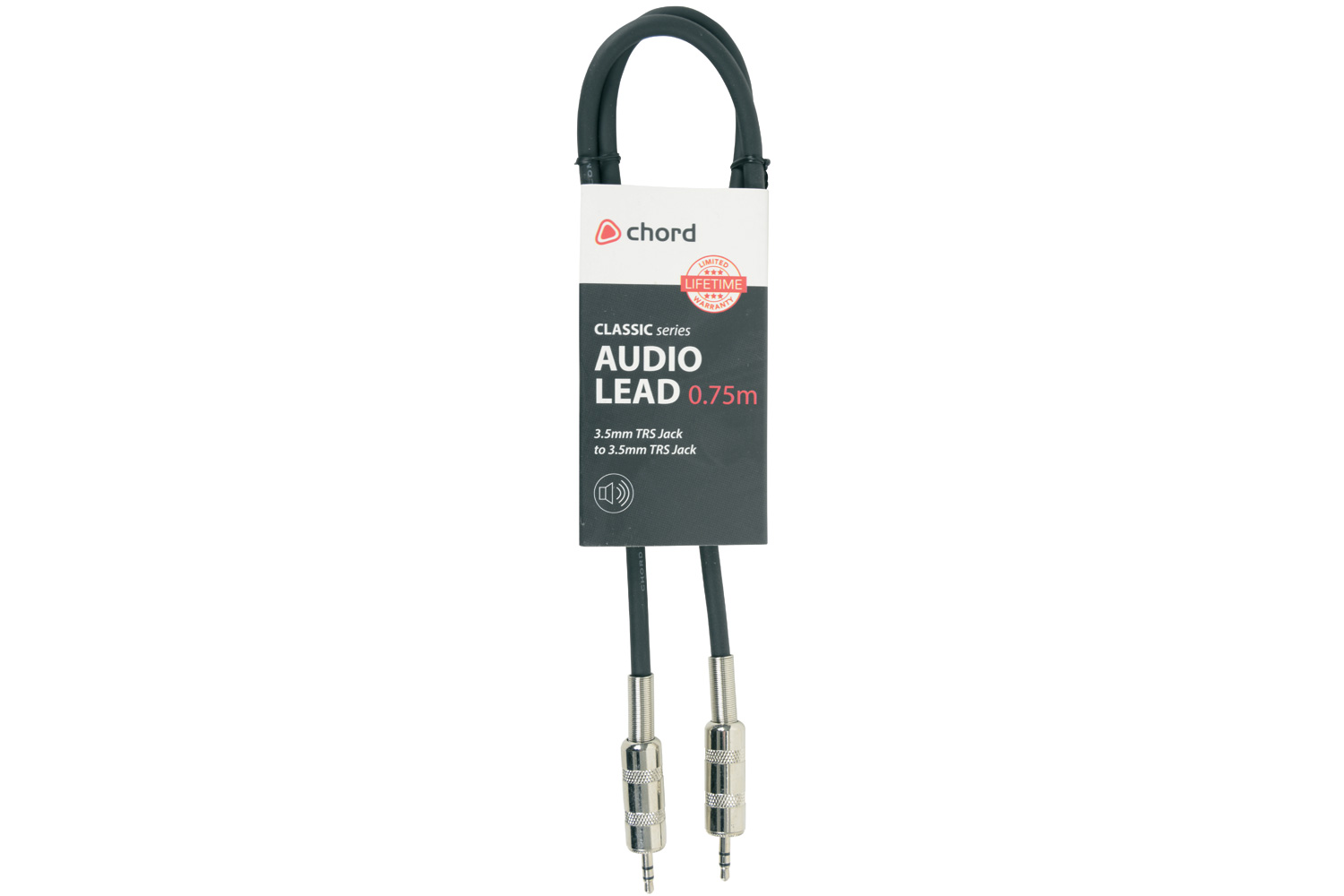 0.75M 1.5M 3M 6M 3.5mm High Pro Quality Audio Lead Cable TRS Jack to Jack