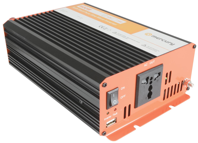 Avsl Product Power Supplies Inverters 652102uk 12vdc To 230vac 60w Inverter Circuit